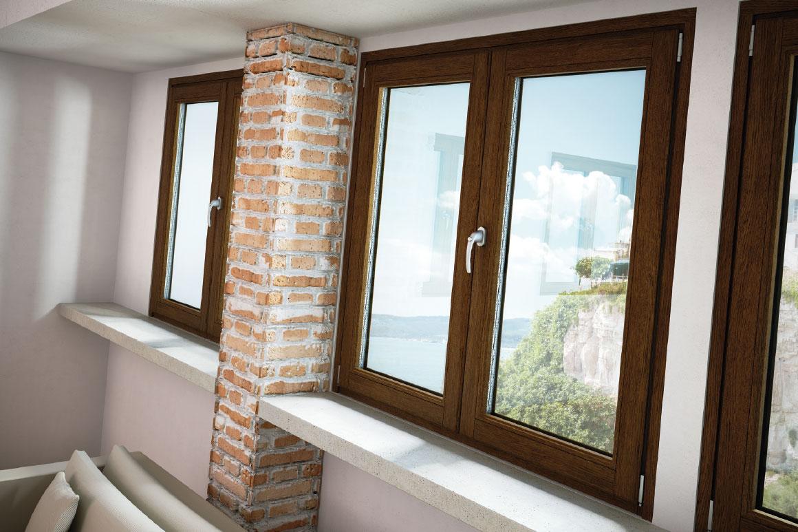 Meglio le finestre con vetro doppio o triplo de ninis serramenti - Finestre a doppio vetro ...