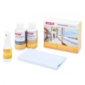 Adler Set di pulizia e cura Smart finestre e mobili in legno Pflegeset Smart