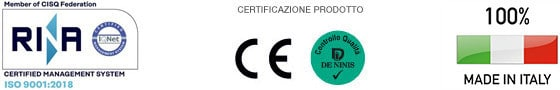 certificati De Ninis