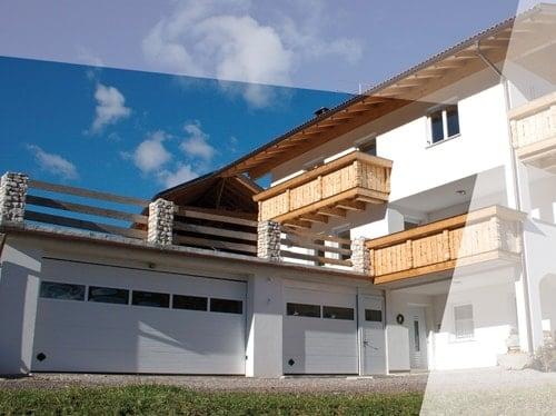 breda porte sezionali residenziali