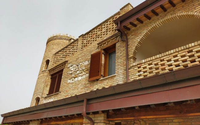 villa privata Chieti 1